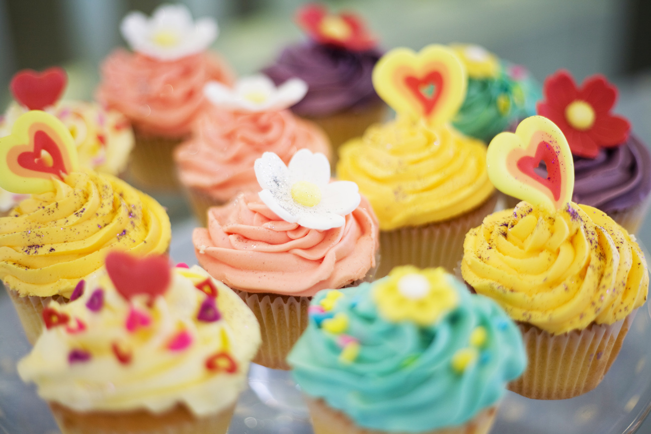 Yummy Cupcakes For Childrens